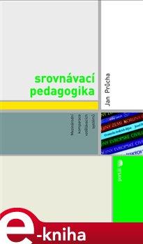 Obálka titulu Srovnávací pedagogika