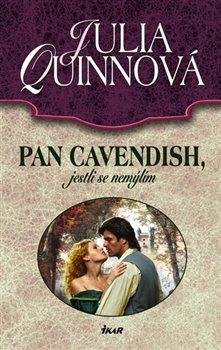 Obálka titulu Pan Cavendish, jestli se nemýlím
