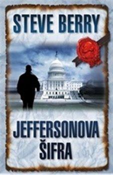 Obálka titulu Jeffersonova šifra