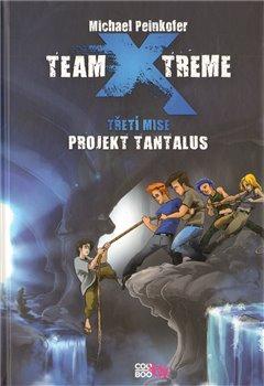 Obálka titulu Projekt Tantalus