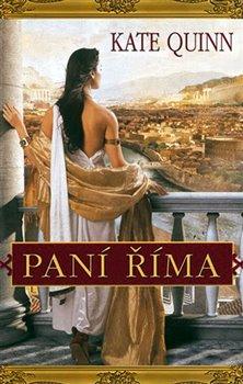 Obálka titulu Paní Říma