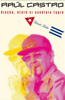Obálka titulu Raúl Castro