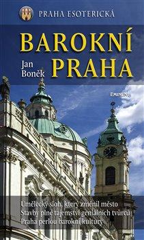 Obálka titulu Barokní Praha