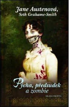 Obálka titulu Pýcha,  předsudek a zombie