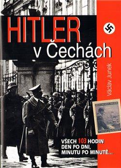 Obálka titulu Hitler v Čechách
