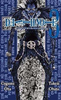 Obálka titulu Death Note 3 - Zápisník smrti