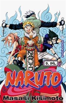 Obálka titulu Naruto 5: Vyzyvatelé