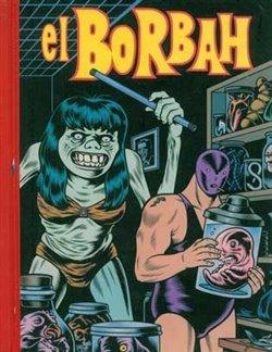 Obálka titulu El Borbah
