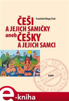 Obálka titulu Češi a jejich samičky aneb Češky a jejich samci