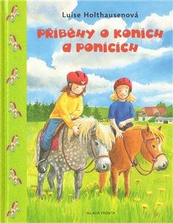 Obálka titulu Příběhy o koních  a ponících