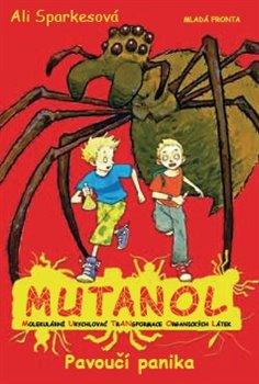Obálka titulu Mutanol