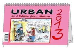 Obálka titulu Kalendář Urban 2013