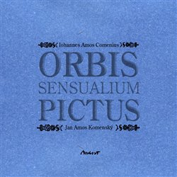 Obálka titulu Orbis Sensualium Pictus