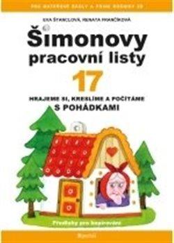 Obálka titulu Šimonovy pracovní listy 17