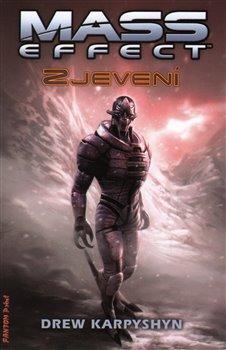Obálka titulu Mass Effect 1: Zjevení