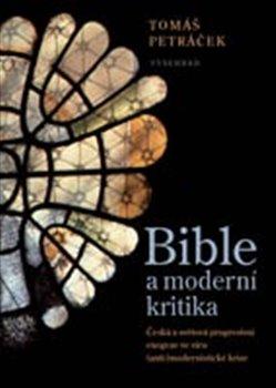 Obálka titulu Bible a moderní kritika