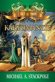 Obálka titulu Kartomancie
