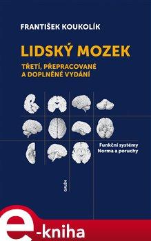 Obálka titulu Lidský mozek