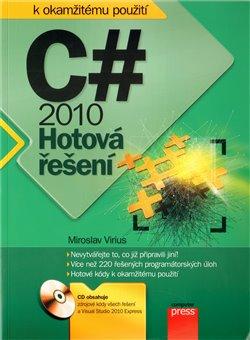 Obálka titulu C# 2010