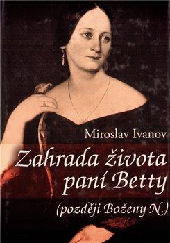 Obálka titulu Zahrada života paní Betty