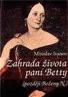 Obálka knihy Zahrada života paní Betty