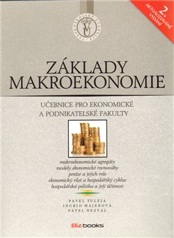 Obálka titulu Základy makroekonomie