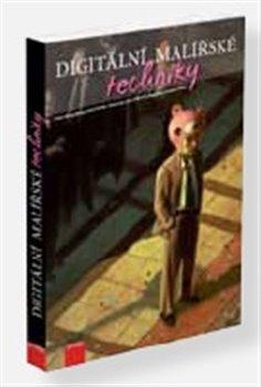 Obálka titulu Digitální malířské techniky