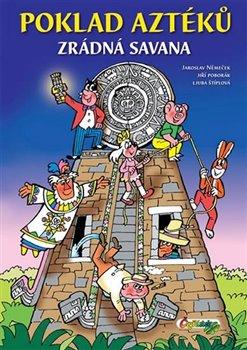 Obálka titulu Poklad Aztéků