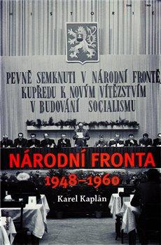 Obálka titulu Národní fronta 1948-1960