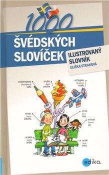Obálka titulu 1000  švédských  slovíček