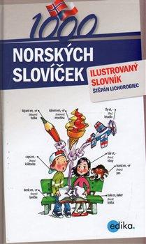 Obálka titulu 1000 norských slovíček