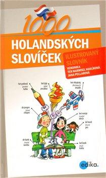 Obálka titulu 1000  holandských  slovíček