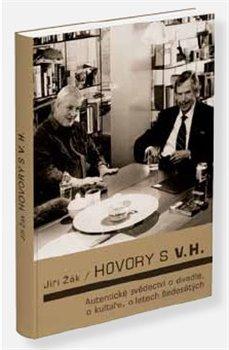 Obálka titulu Hovory s V. H.