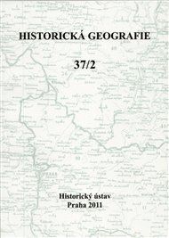 Historická geografie 37/2