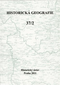 Obálka titulu Historická geografie 37/2