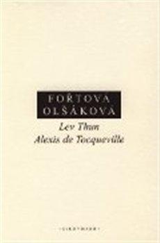 Obálka titulu Lev Thun - Alexis de Tocqueville