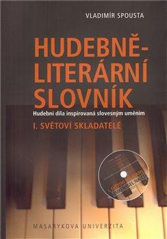 Obálka titulu Hudebně-literární slovník  I.