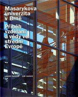 Obálka titulu Masarykova univerzita v Brně