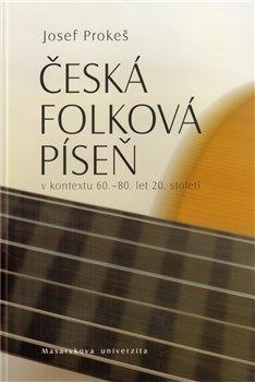 Obálka titulu Česká folková píseň