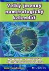 Obálka knihy Velký jmenný numerologický kalendář