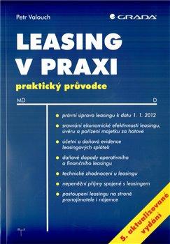 Obálka titulu Leasing v praxi