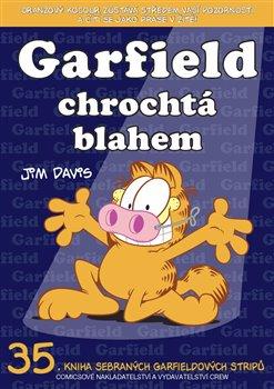 Obálka titulu Garfield chrochtá blahem