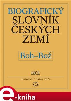 Biografický slovník českých zemí, 6. sešit (Boh-Bož)