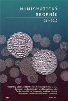 Obálka titulu Numismatický sborník 25