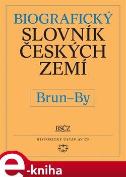 Biografický slovník českých zemí, 8. sešit (Brun-By)