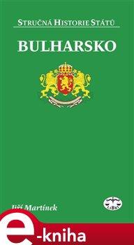 Obálka titulu Bulharsko
