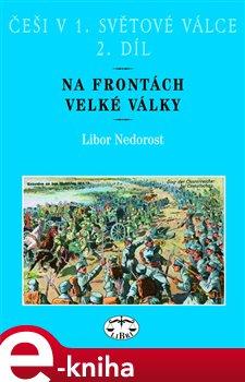 Obálka titulu Češi v 1. světové válce, 2. díl