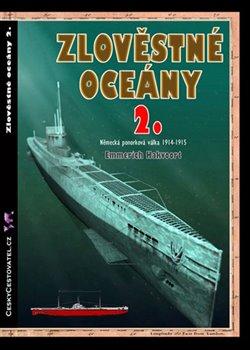 Obálka titulu Německá ponorková válka 1914-1915