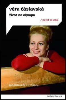 Obálka titulu Věra Čáslavská - Život na Olympu