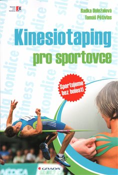 Obálka titulu Kinesiotaping pro sportovce